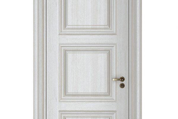 mörkvit dörr